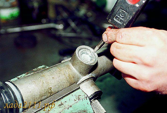 Как проверить рулевую рейку на ваз 2114 своими руками 99