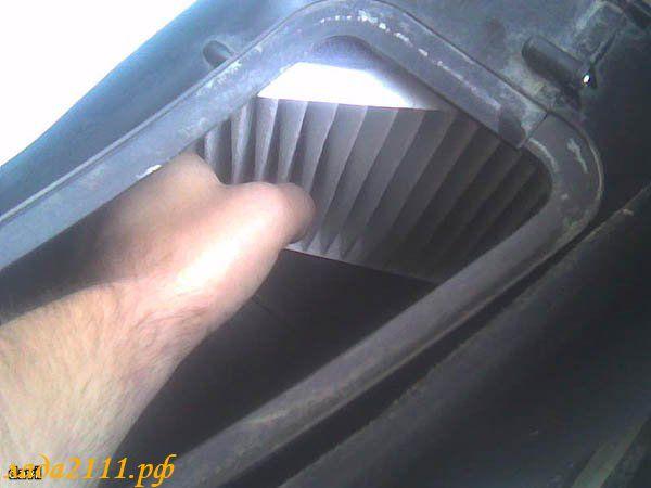 Фото №29 - ВАЗ 2110 через сколько менять воздушный фильтр