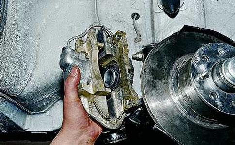 Тормозные диски ваз 2110