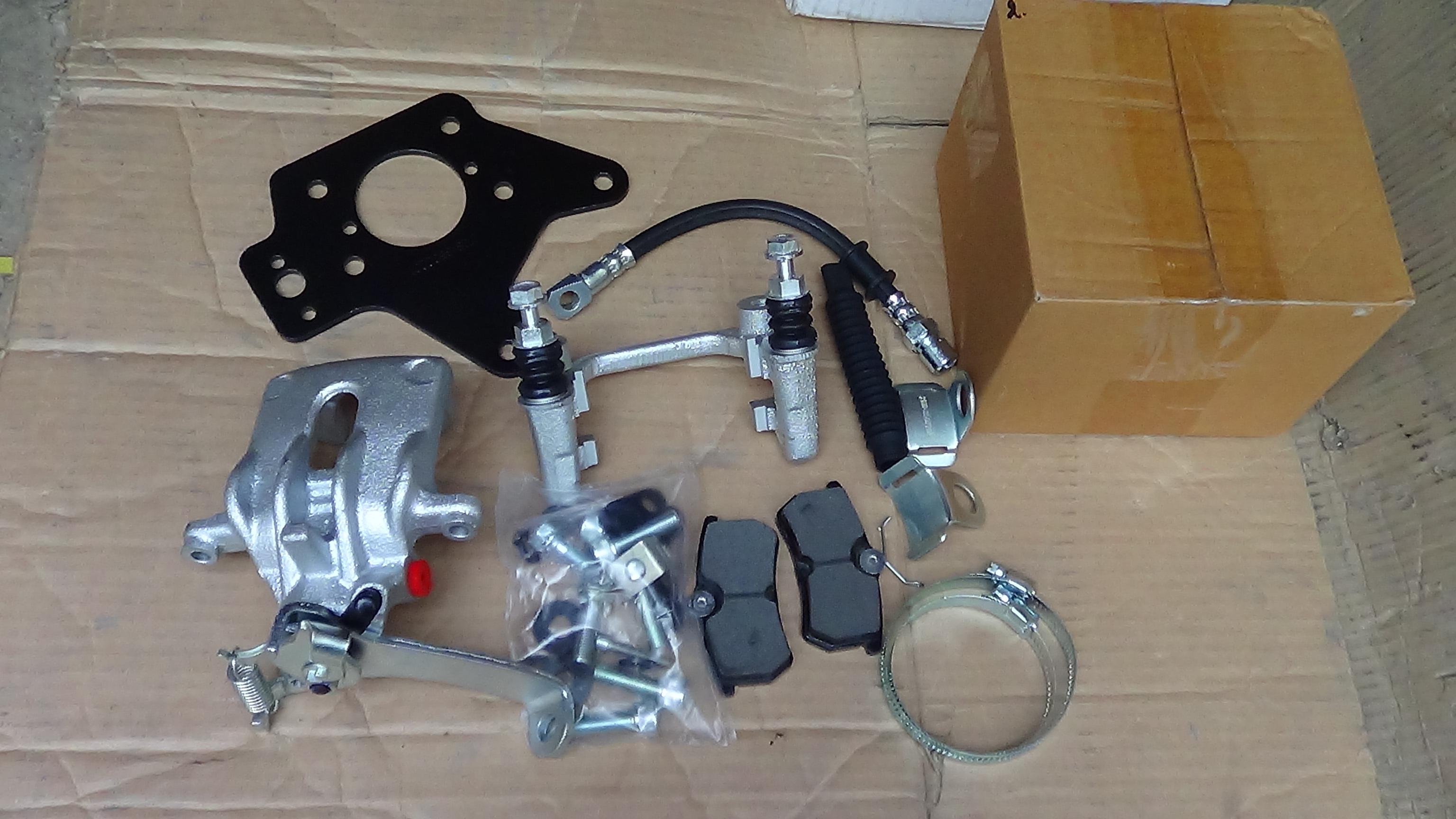 Задние дисковые тормоза на ВАЗ 2110: установка своими руками, преимущества и недостатки LuxVAZ