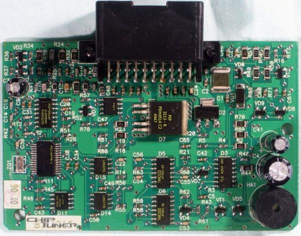 Плата модуля АПС-6