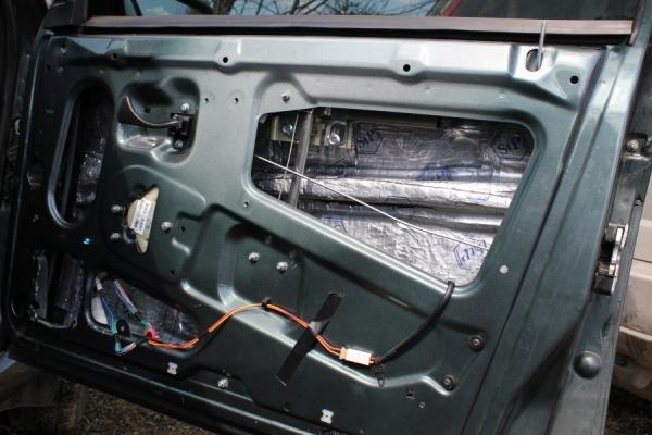 Шумоизоляция дверей и багажника на ВАЗ 2114 своими руками