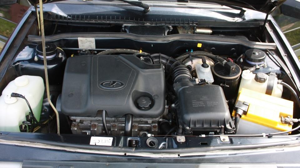 Как помыть двигатель ВАЗ 2114
