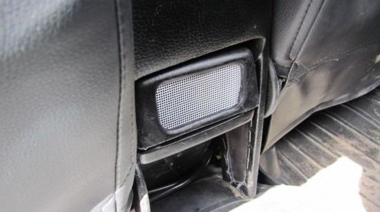 Модификация заднего воздуховода