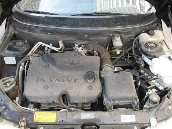 Грязный мотор