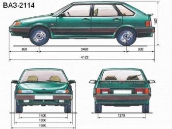 ВАЗ 2114-13-15
