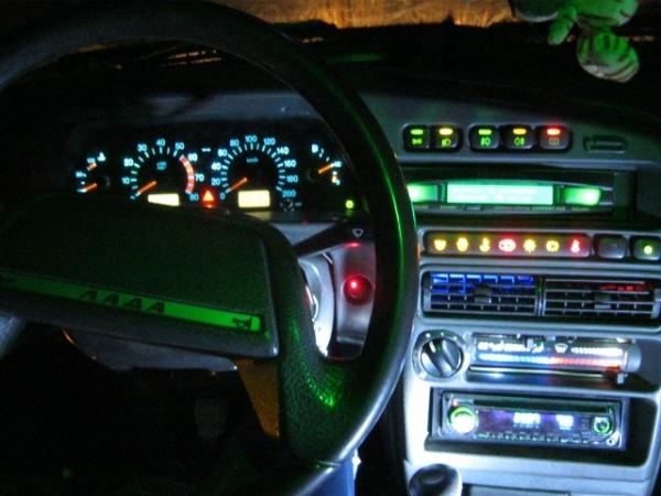 Обогреватель машины
