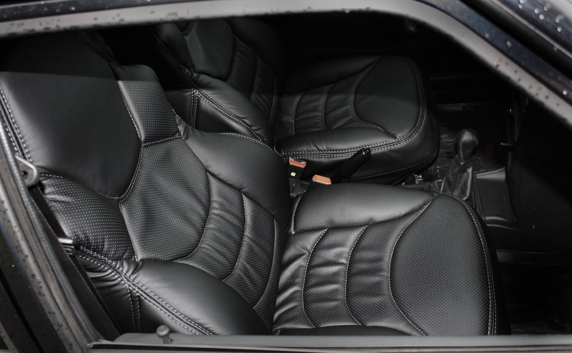 Выкройка накидок на сидения автомобиля