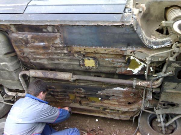 Замена поддомкратника на ваз 2110 DRIVE 2 64