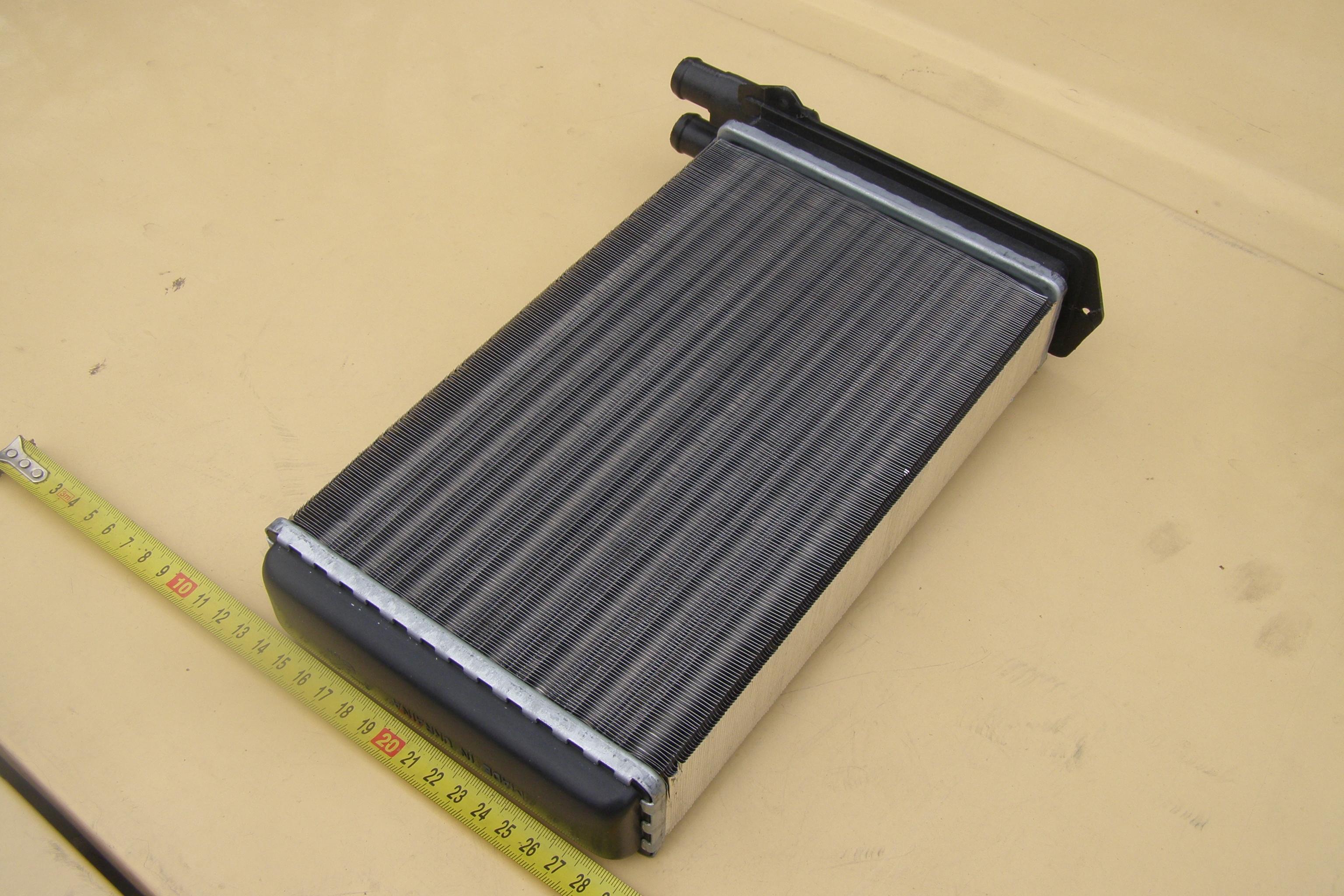 Как сделать радиатор печки 2108