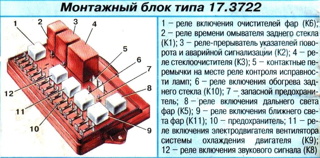 Схема омывателя заднего стекла фото 8