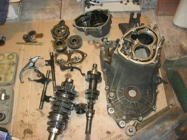 Ремонт механических коробок передач своими руками 48